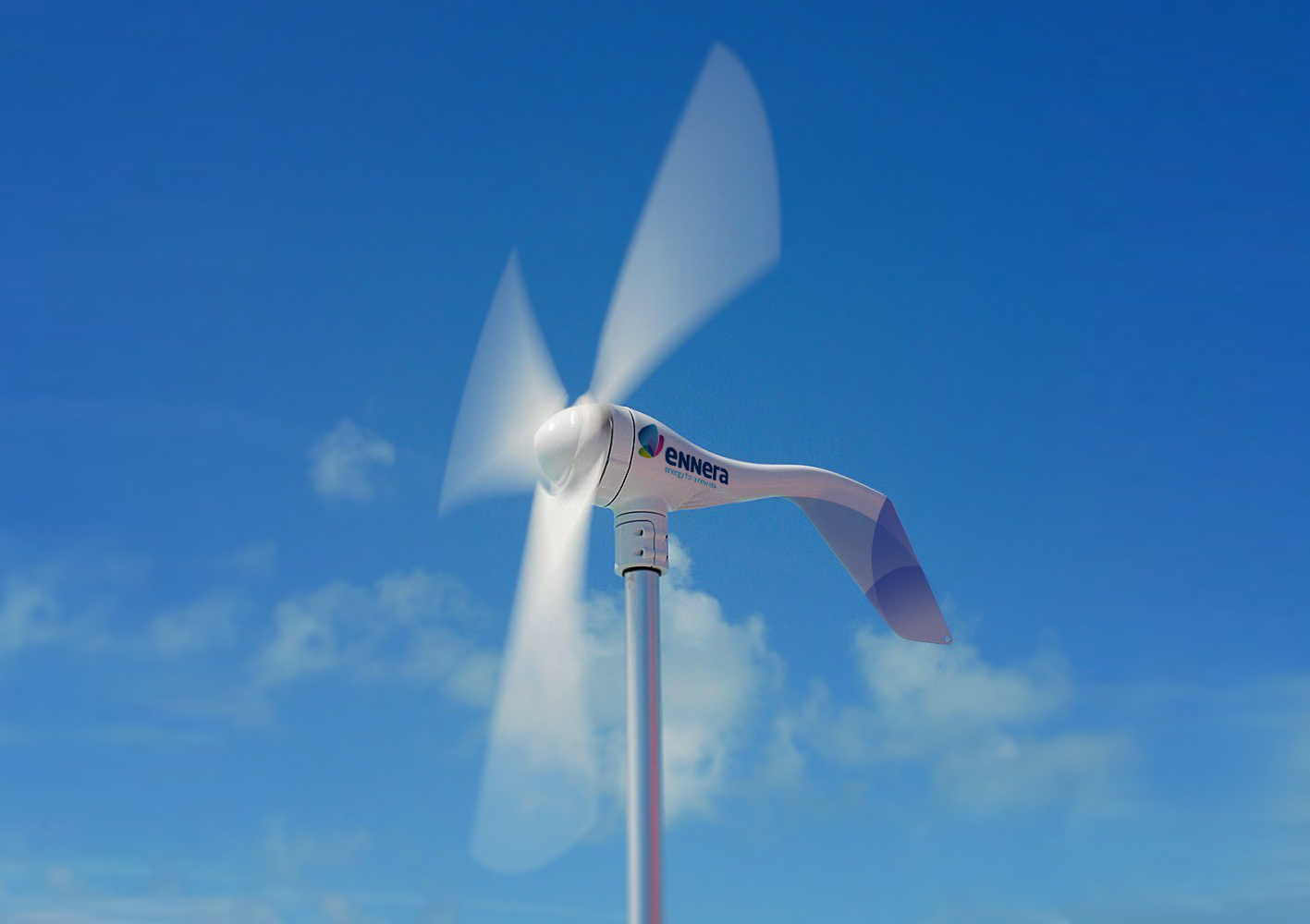 The brand will see itself applied to a number of products - From solar installations to wind turbines.