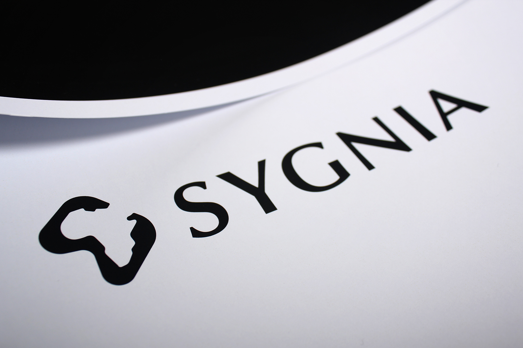 The branding utilises a unique silhouette of Africa combined with the sigma symbol - A homage to the cumulative total within spreadsheets. This ties in with the brand positioning, 'The sum of all things'.
