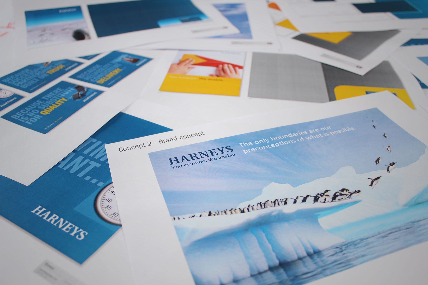 When we first engaged with Harneys, we were immediately excited about the extent of their influence across the globe. Our strategic thinking explored ways of bringing this message to an even wider market.