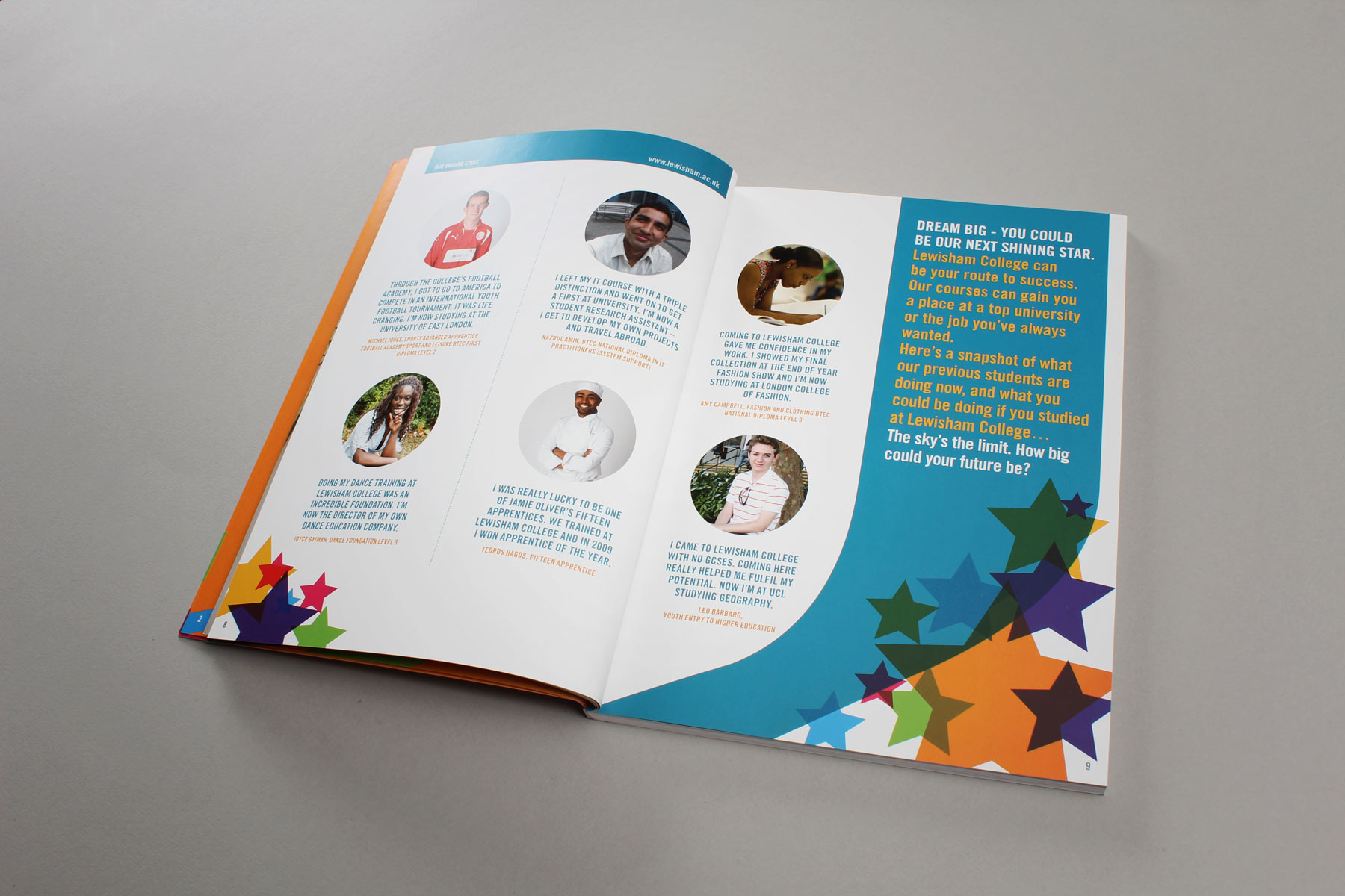 The publication reaches the widest possible audience via the use of sophisticated yet friendly design aesthetics.