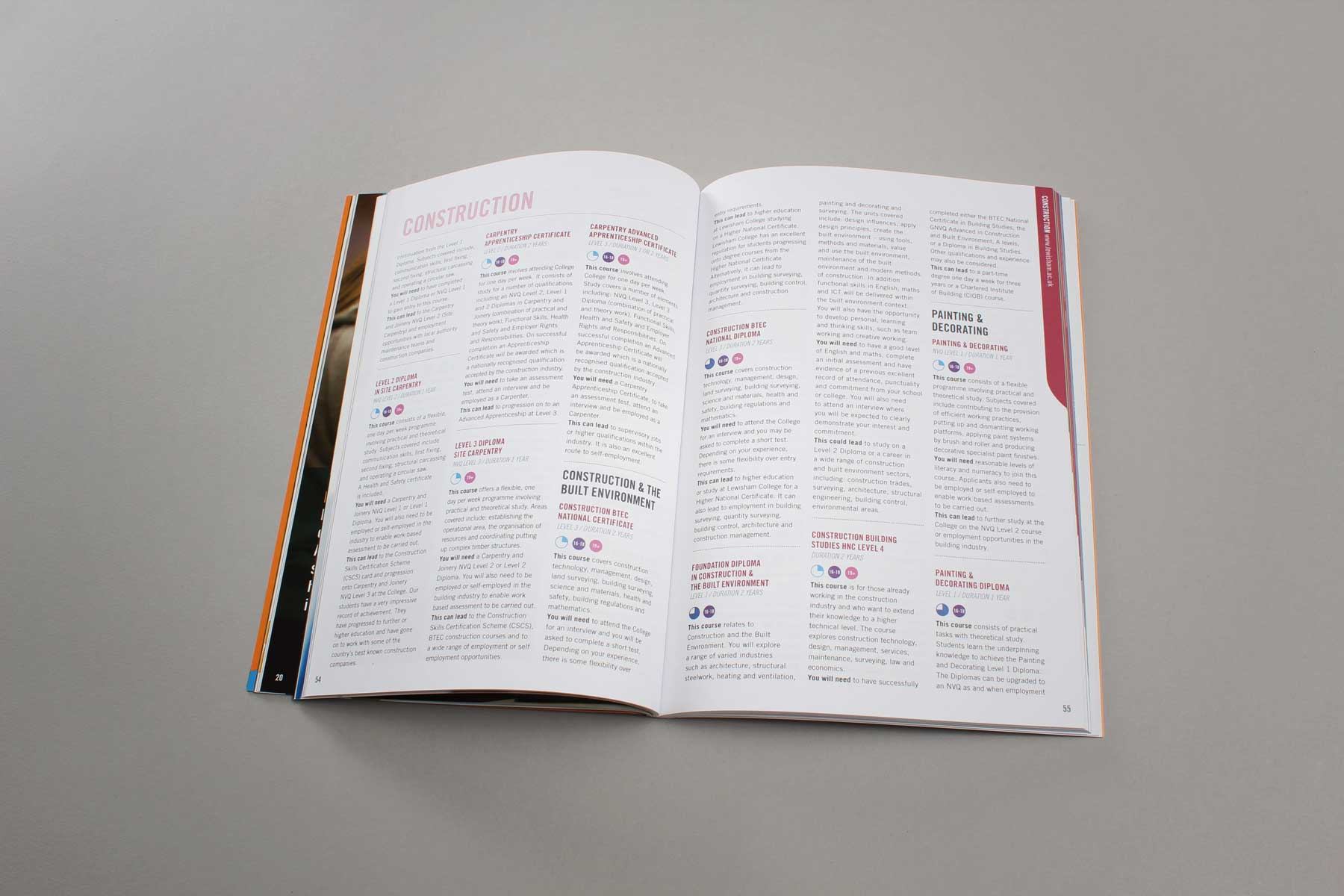 The listings have been carefully crafted for ease of reading and reference.