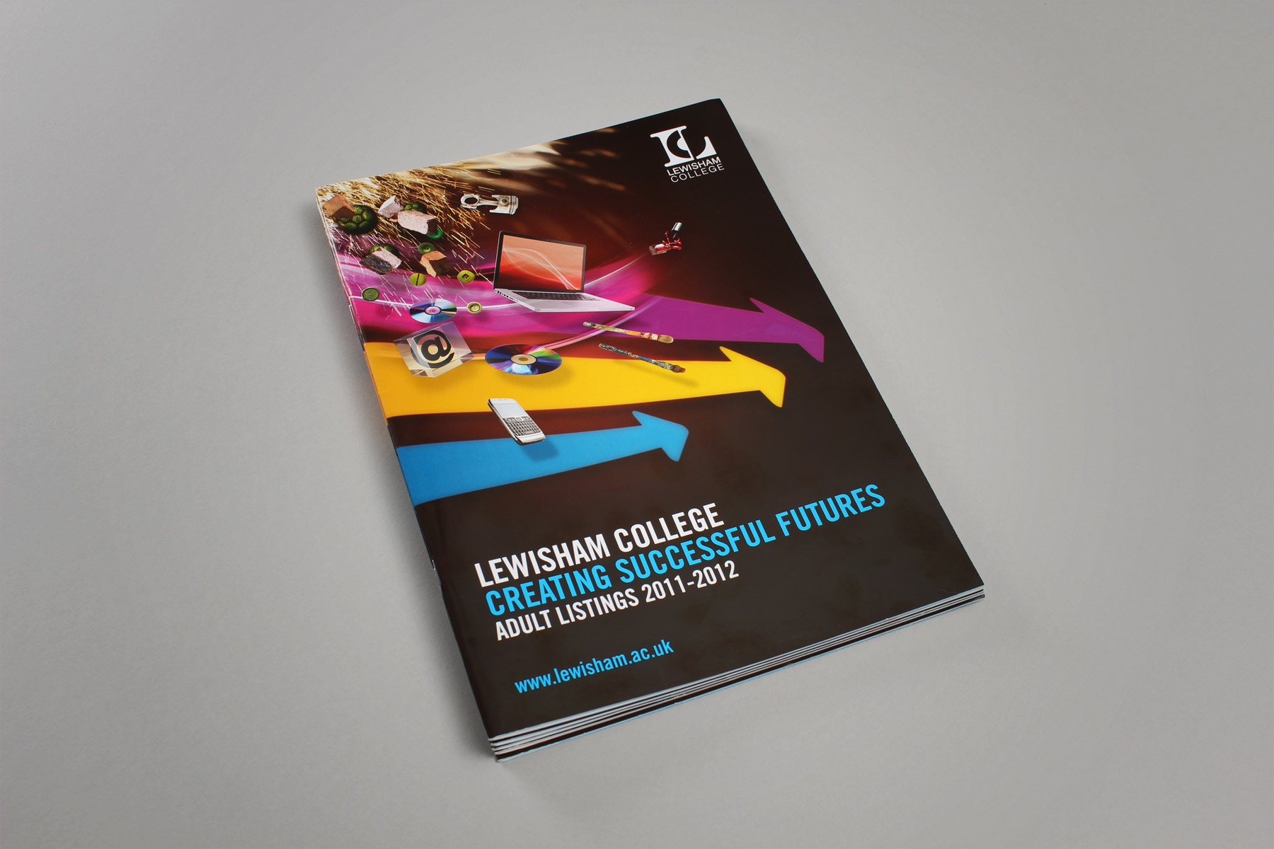 Coupled with the delivery of the course guide, a specialised publication - The Adult Listings, focussed at the adult learner.