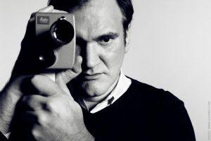 Brat with a film camera - Quentin Tarantino