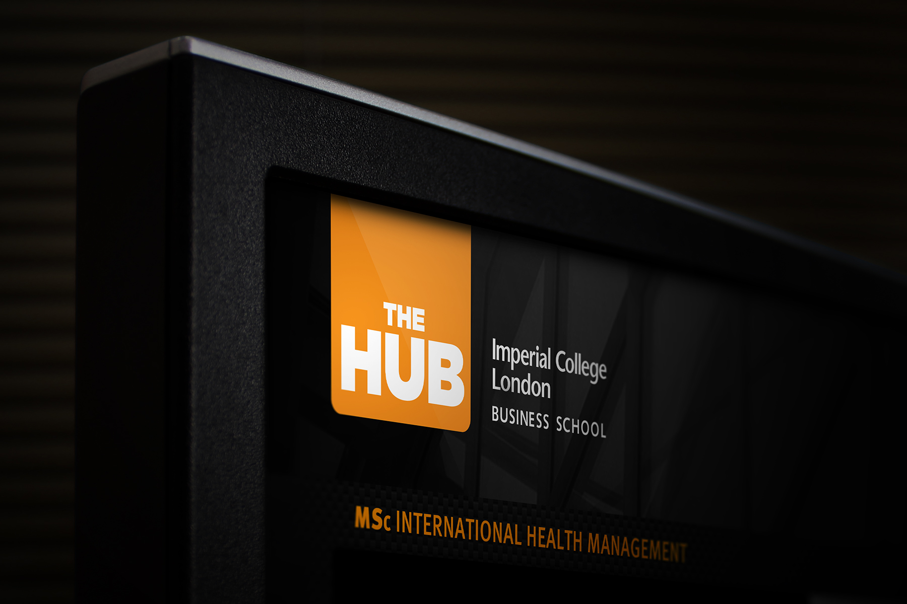 We were briefed to design the UX and environment for a student portal called the Hub. It was to be used across multiple platforms and environments.
