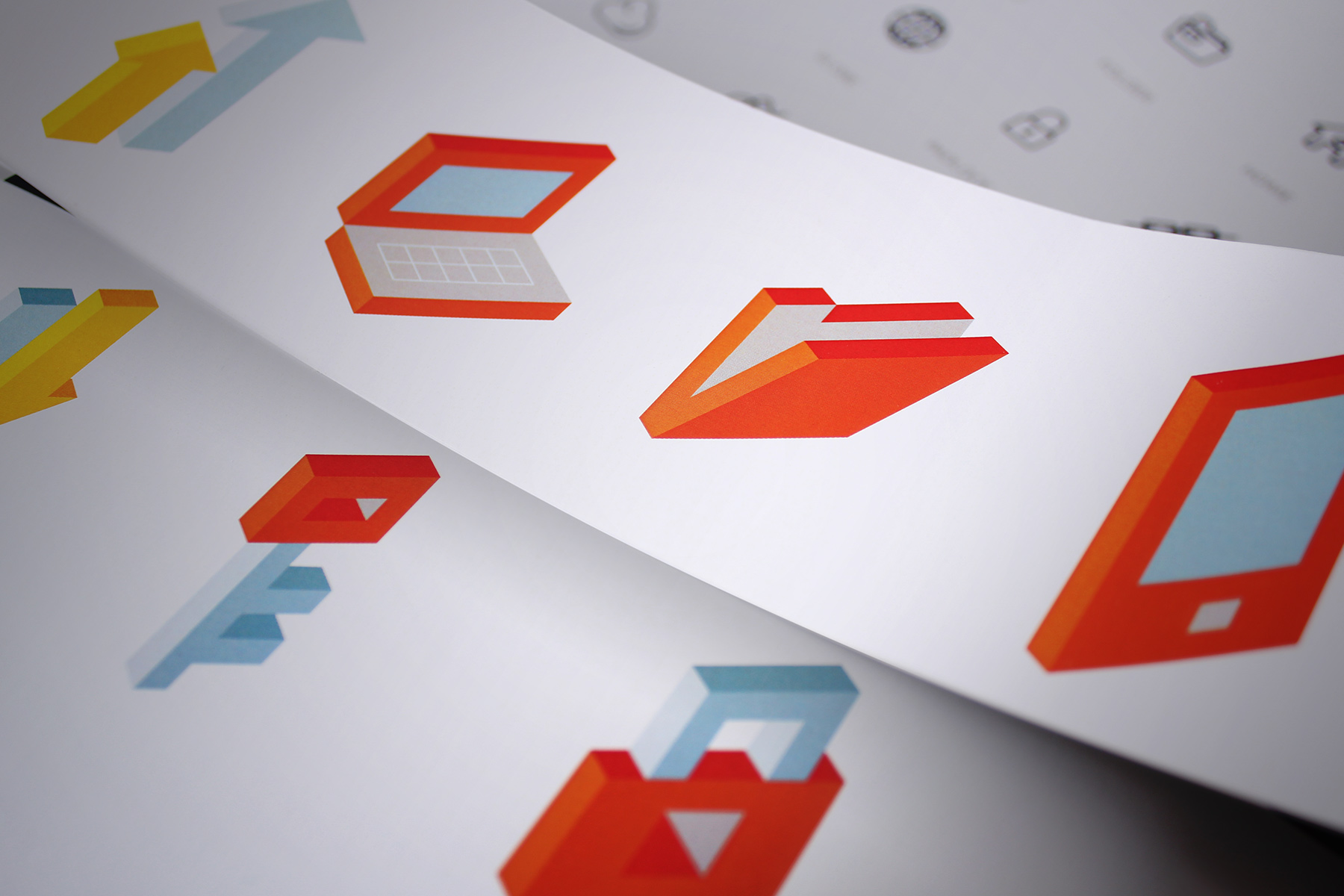 The visual identity extended across the entire brand. We developed a custom toolkit of infographics which would be used in communications.