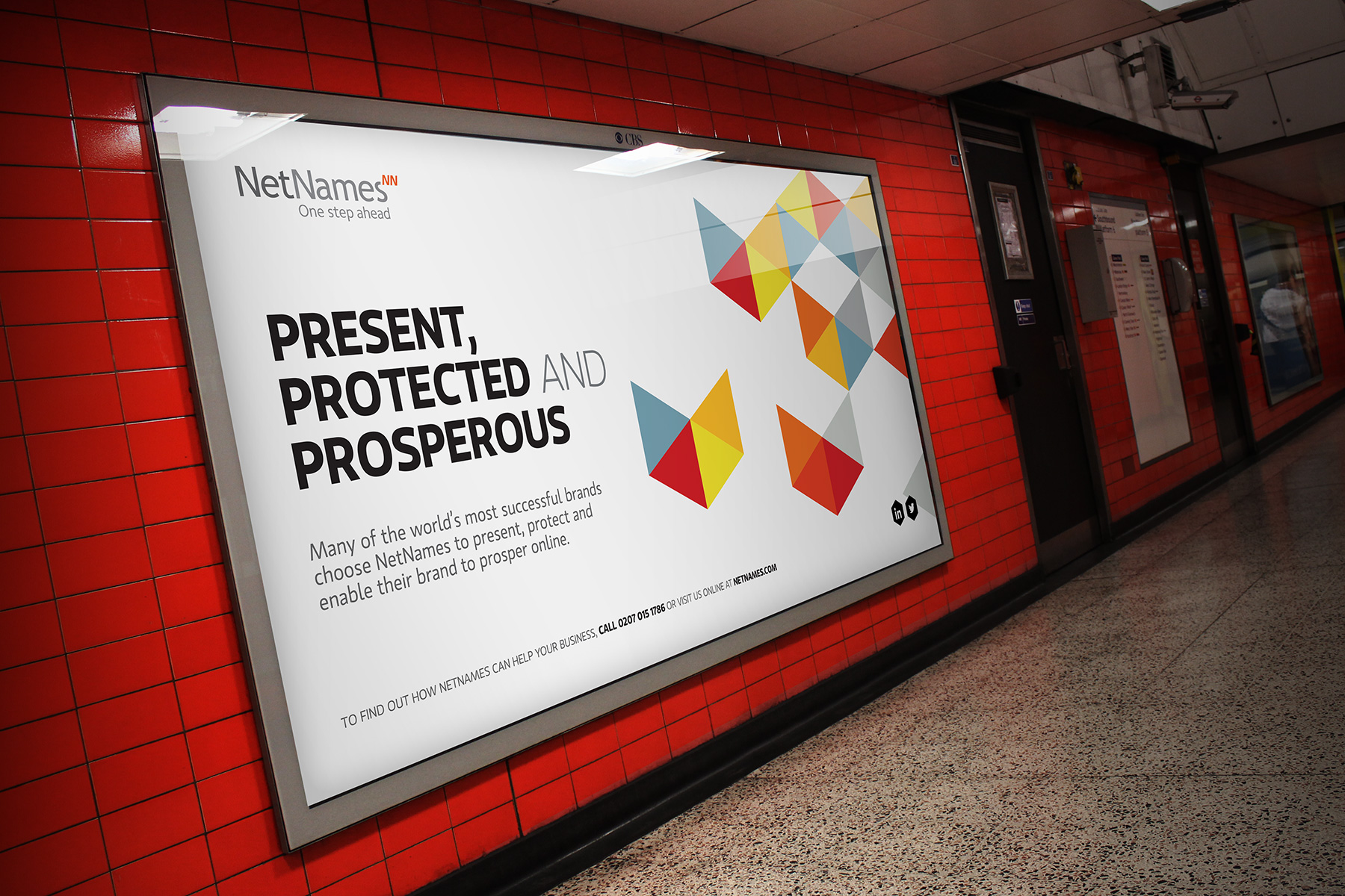 The resulting brand identity enabled NetNames to create brand stories using unique and quirky iconography which linked to positioning statements.