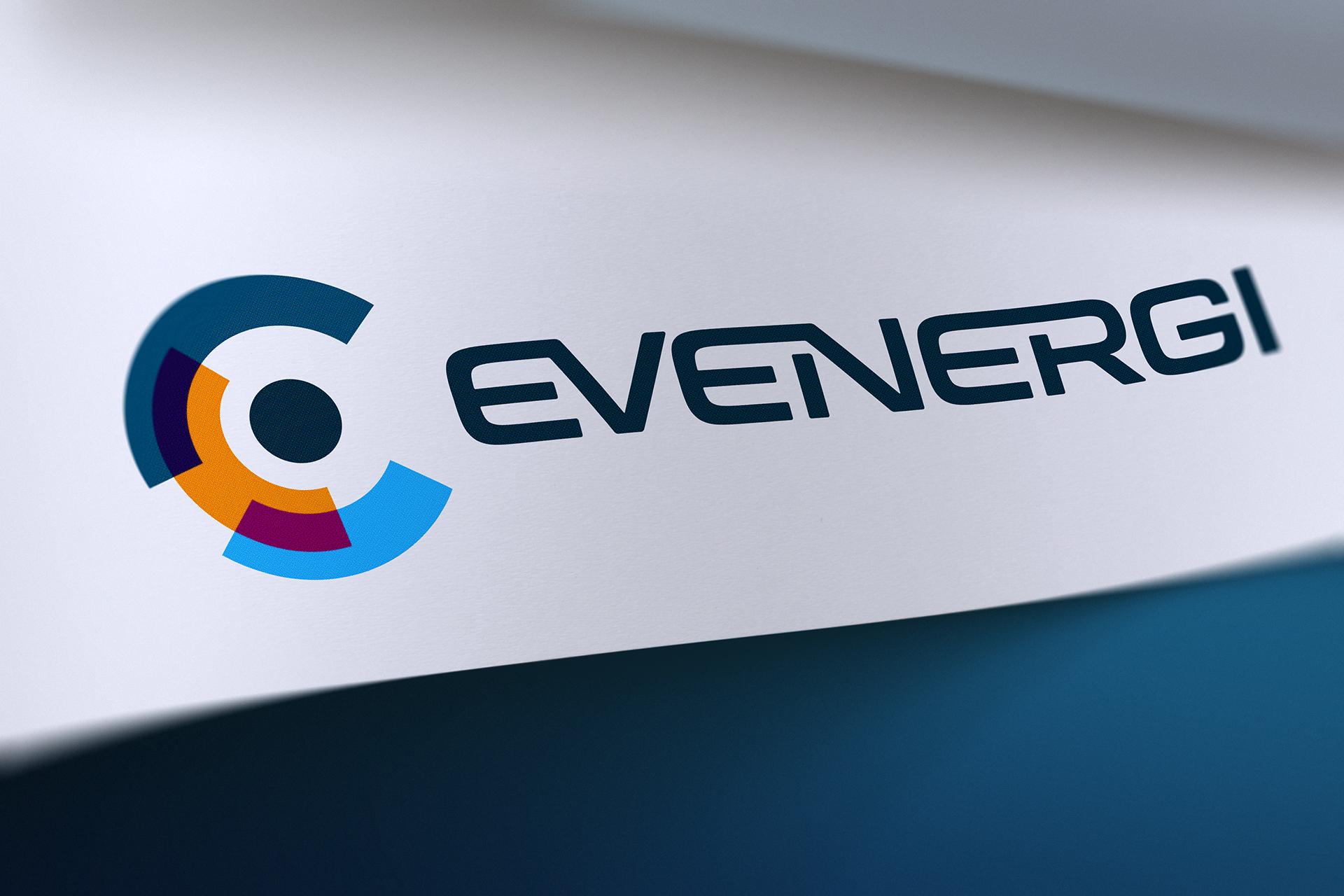 The Evenergi renewables brand represents a contemporary next generation automotive identity, built for the future.